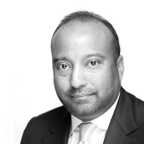 M. Ron Wahid, Chairman, Arcanum Global