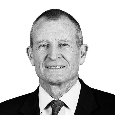 Admiral Dennis C. Blair, Senior Advisor to the Chairman, Arcanum Global