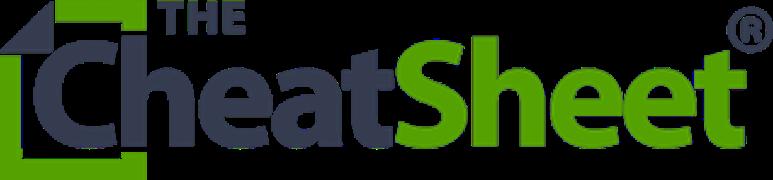 The CheatSheet Logo