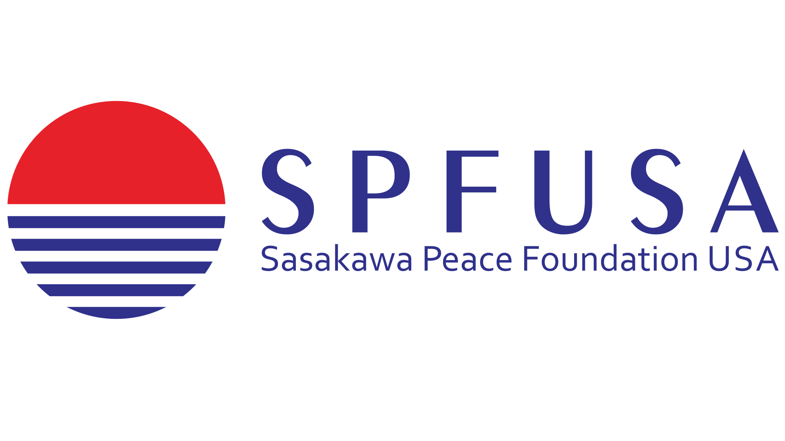 Sasakawa Peace Foundation USA Logo